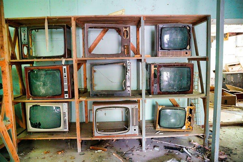 Лишние телевизоры