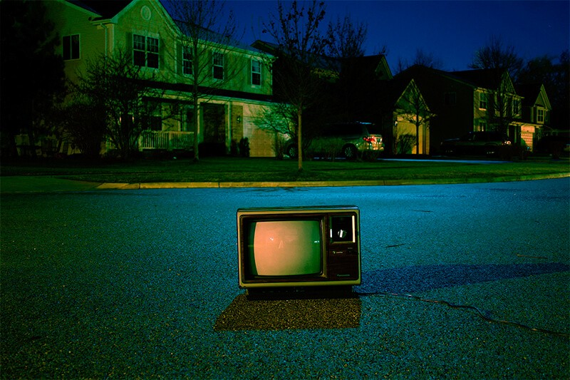 стары телевизор