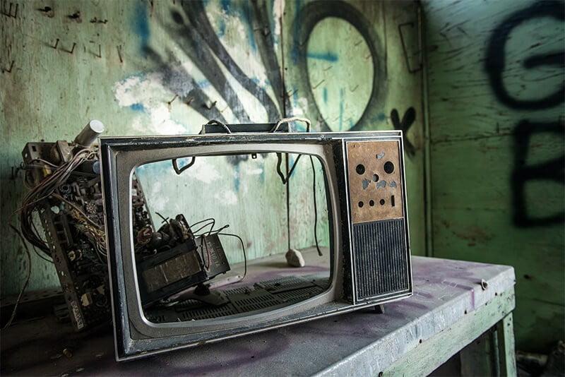 Как не смотреть телевизор
